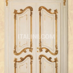 PALAZZO REALE 1032/QQ/INT casing with cyma Palazzo Reale Classic Wood Interior Doors - №62