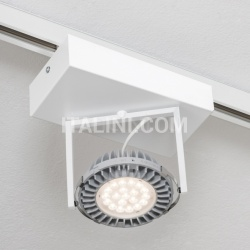 L-TECH Diapson Alo Semi-recessed 1 light wall/ceiling lamp - №58
