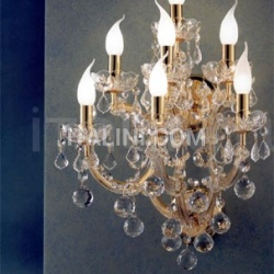 Italian Light Production Wall Light - APPLIQUE 2 - №14
