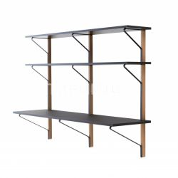 Artek Kaari Wall Shelf with Desk - REB010 - №8