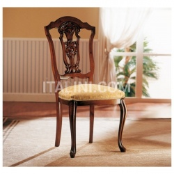 Marzorati Wooden chairs Restaurant  - ROYAL NOCE / Chair - №74