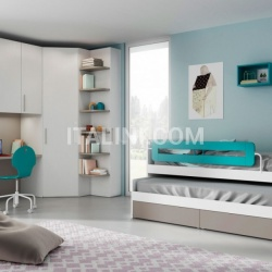 Mistral Space-saving bedroom 33 - №5