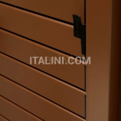 shutter with adjustable louvres - №188