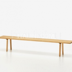Vitra Wood Bench - №78