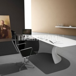 Ola desk white desktop - №29