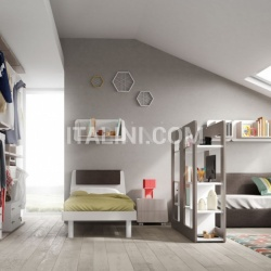 Mistral Bedroom with free-standing bed 14 - №50