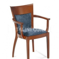 Corgnali Sedie Lara I - Wood chair - №49