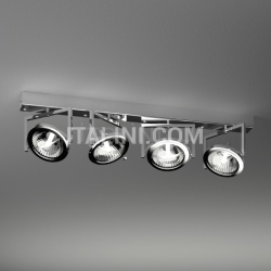 L-TECH Diapson Alo - Hit 4 lights quadro recessed lamp - №38