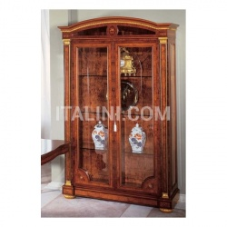 Marzorati Luxury showcases Shop  - IMPERO / Display cabinet with 2 doors - №36