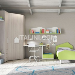 Mistral Bedroom with free-standing bed 12 - №48