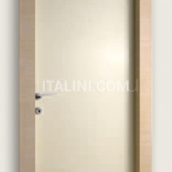 Giudetto LAC 1011/QQ RAL 1015 lacquered glossy. Modern Interior Doors - №178