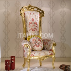 Bello Sedie Luxury classic chairs, Art. 3320: Throne - №143