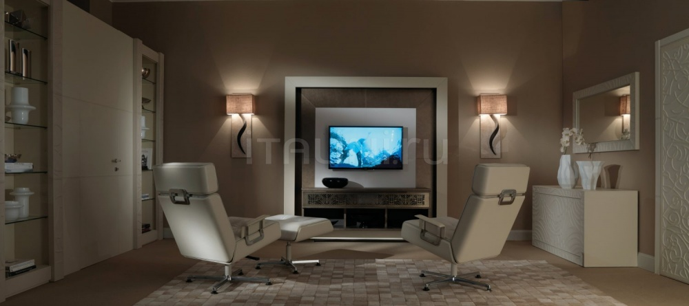 Covre Giulio Art. 720 Poltrona/Armchair+Art. 800 Mobile Tv/Tv Stand - №39