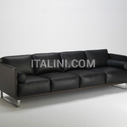 Kubo Four-Seater Sofa - №41