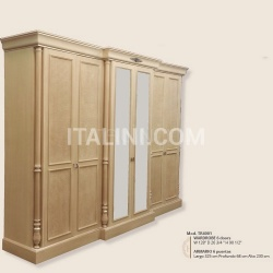 Hurtado 6 door wardrobe (Trianon) - №49
