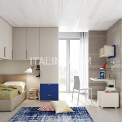 Bedroom with overbed unit 26 - №27