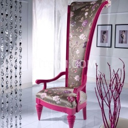 Bello Sedie Luxury classic chairs, Art. 3400: Throne - №137