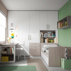 Mistral Bedroom with free-standing bed 05 - №41