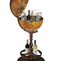 "Classic bar globe equipped with hidden wheels ""Icaro"" - №33"