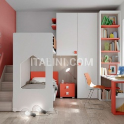 Mistral Space-saving bedroom 38 - №11