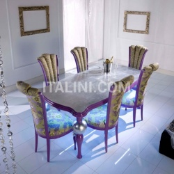 Bello Sedie Luxury classic chairs, Art. 3296: Table - №93