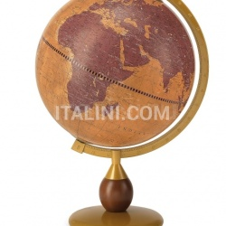 "Zofolli Gea desk globe on metal base ""Scorpius"" - №70"