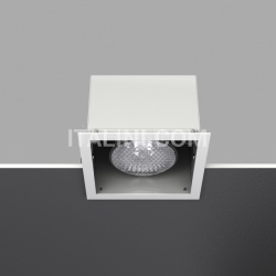 L-TECH Diapson LED 1 light recessed lamp - №12