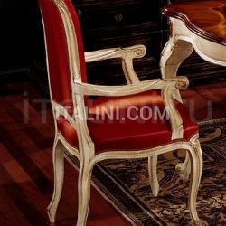 Palmobili 838/P chair with arms - №108