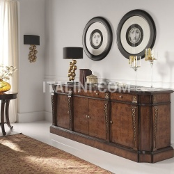 Hurtado Credenza four drawers (Dali) - №112