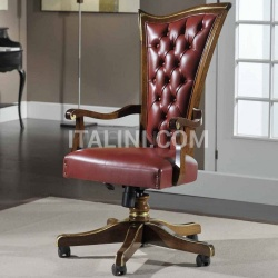 Bello Sedie Luxury classic chairs, Art. 3239: Office armchair - №37