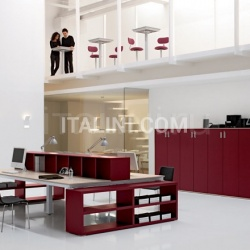 Example of flexible and modular office with Han. - №66