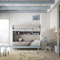 Mistral Space-saving bedroom 40 - №13