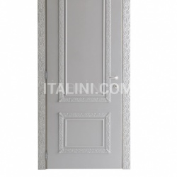 ANTALICA 1354/QQ pearl grey door  Classic Wood Interior Doors - №12