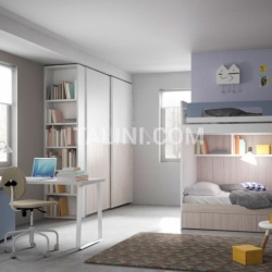 Mistral Space-saving bedroom 28 - №1