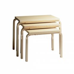 Artek Nesting Table 88A/B/C - №102