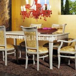 Bello Sedie Luxury classic chairs, Art. 3047: Table, Extensible table - №127