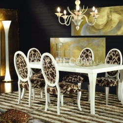 Bello Sedie Luxury classic chairs, Art. 3211: Table - №104