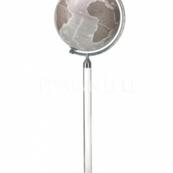 "Zofolli ""Era"" floorstanding globe in essential and modern style - Warm Grey - №98"