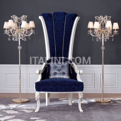 Bello Sedie Luxury classic chairs, Art. 3352: Throne - №135