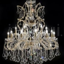 Italian Light Production Chandeliers - 1338.018.1 - №2
