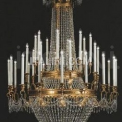 Italian Light Production Impero style chandeliers - 8991 - №64