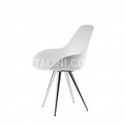 Kubikoff Angel Contract Dimple Chair - №33