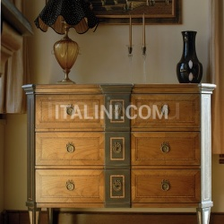 Inlaid chest of drawers - №54