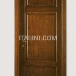 LEONARDO 1115/Q Classic Wood Interior Doors - №100