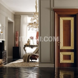 CASTIGLIONE 1344/QQ Medium walnut door Classic Wood Interior Doors - №11
