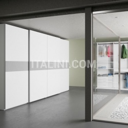 Corazzin Group Composition page 137 - SQUARE sliding door - №436