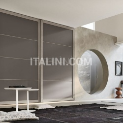Telaio sliding door w/4 sections - №171