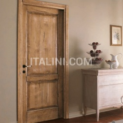 DONATELLO 1114/Q Antique-effect Classic Wood Interior Doors - №93