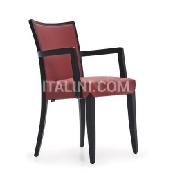 NOBILIS chair with armrests - №108
