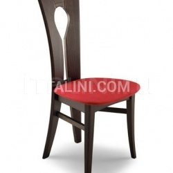 Corgnali Sedie Rudi - Wood chair - №58